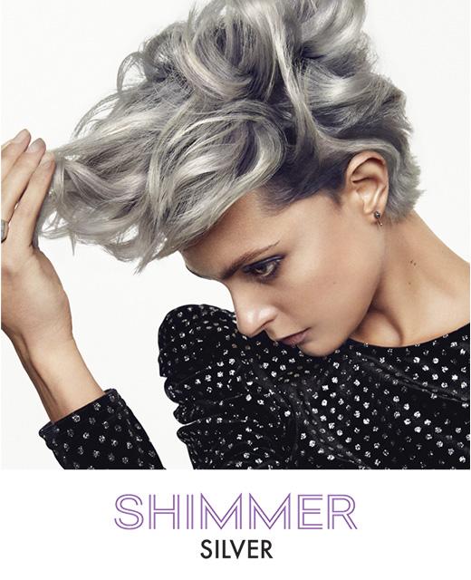 SHIMMER SILVER